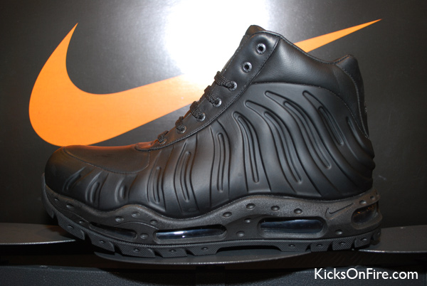 cbbaff8ea7c Nike Air Max Foamdome Boot (ACG) – Black – Foot Locker Blog