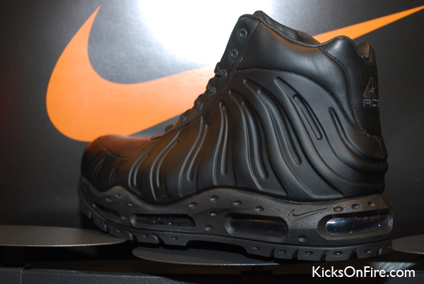 88d730984e0333 Nike Air Max Foamdome Boot (ACG) – Black – Foot Locker Blog