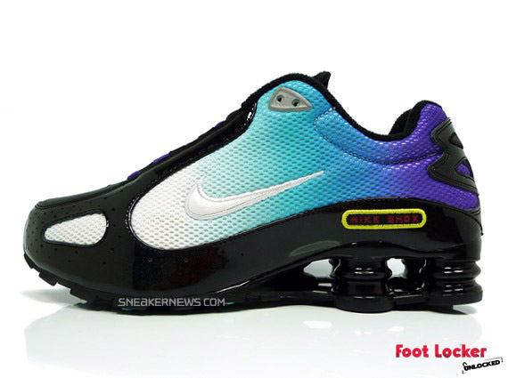 meet 03531 20d6e Nike Shox Monster – Playstation AF1 Inspired