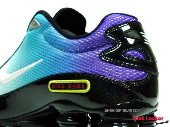 new product 53b41 95ff4 Nike Shox Monster – Playstation AF1 Inspired – Foot Locker Blog