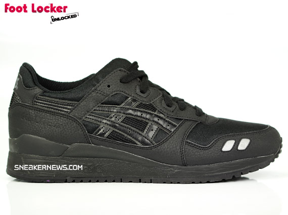The Asics Gel Lyte III is one of those trusty old models that somehow comes  out looking like a million bucks in nearly every color. This new Foot Locker  ... 8b6820d901
