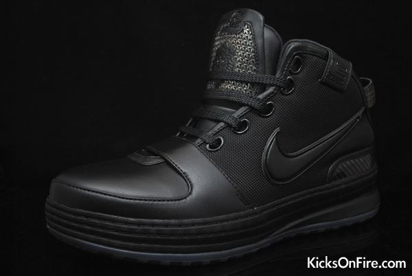 brand new 76a5e ccbc1 Nike Zoom Lebron 6 – Batman