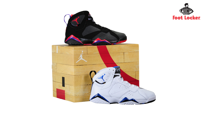 online retailer c5bbc 18ee0 ... 7 445e4 e47f8 closeout air jordan vii defining moments pack moved up to  8 15 f9911 21e63 ...
