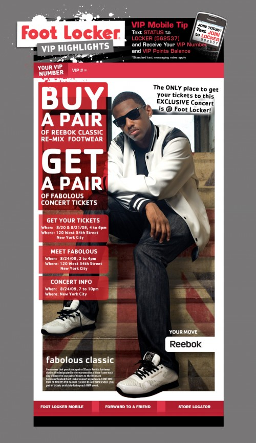 742fd2c162d Buy a Pair of Classic Re-Mix Footwear   Get a Pair of Exclusive Fabolous  Concert Tickets