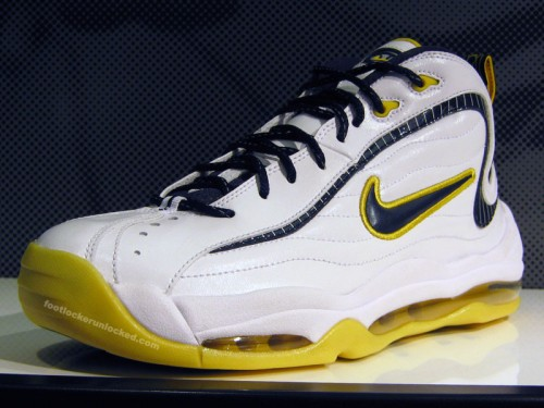 7be1a79046a0 Air Total Max Uptempo Indiana Pacers at House of Hoops Friday