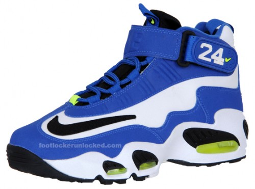 brand new 3578c bf1c8 Reminder  Air Griffey Max 1 Release