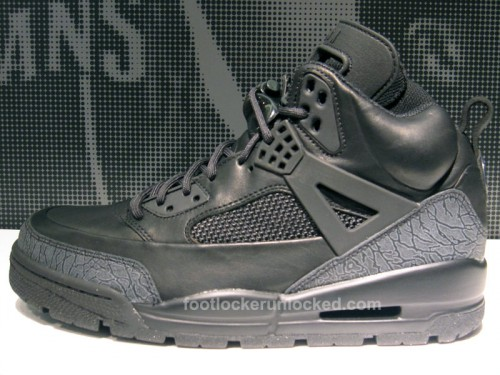9fc835f1c880 Jordan Spizike Winterized Boot Black Black at House of Hoops – Foot ...