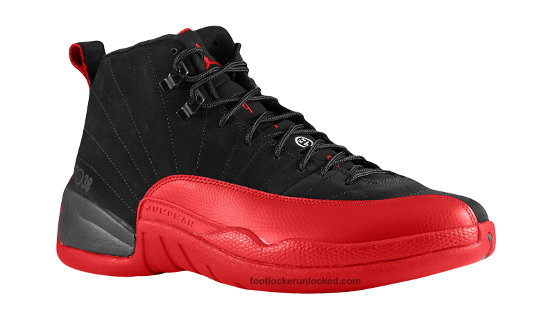 """Air Jordan XII """"Flu Game"""" Available Now"""