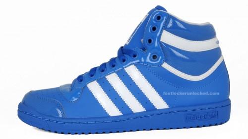 adidas Top Ten High Air Force Blue