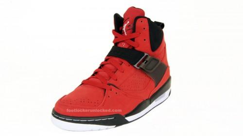 Jordan Flight 45 High Varsity Red – Foot Locker Blog bd88c63d7