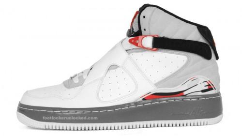 sports shoes f17f0 cf9c9 Air Jordan Fusion VIII White Black Varsity Red Neutral Grey Releasing 2 6