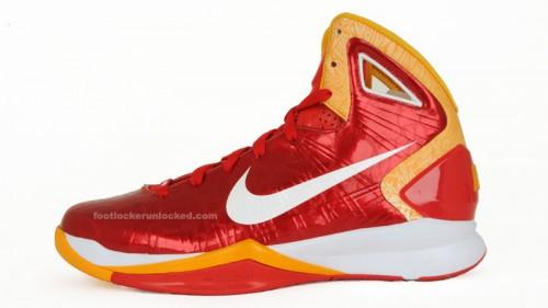 huge discount 282aa aad97 Nike Hyperdunk 2010 Comet Red/White/Del Sol – Foot Locker Blog