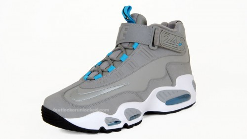 Air Griffey Max 1 Grey Marina Blue Metallic Silver at Foot Locker ed8db0ffb