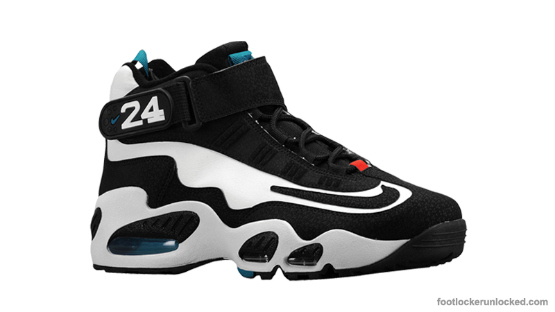 premium selection e101d 1c53b Nike Air Griffey Max 1 Freshwater Restock