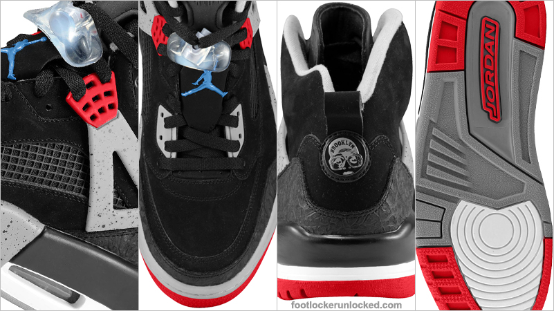 online store f1f0b 9af21 Jordan Spiz ike Black Red Cement Available Now