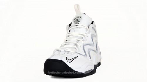 Nike Whiteblackmetallic Air Pippen I Silver SUqzMVp