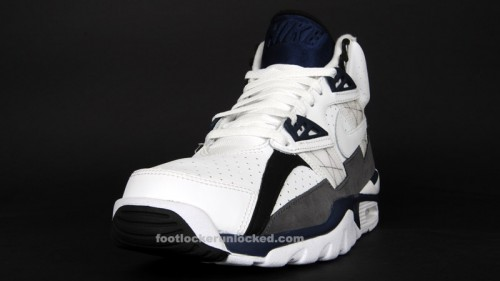 on sale 9aeae b4059 Nike Air Trainer SC White Midnight Navy