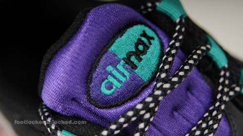 purple and gray air max 95