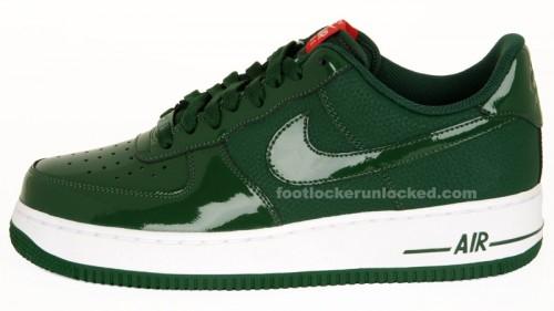 Nike Air Force 1 '07 Gorge Green/White
