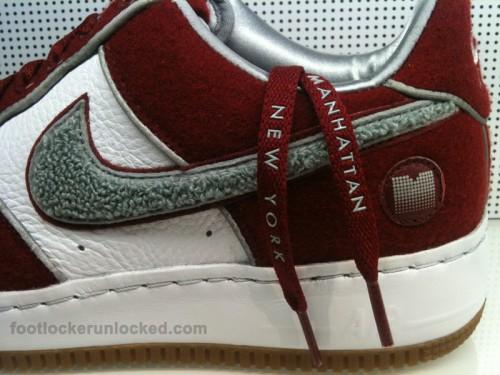 """Nike Air Force 1 """"5 Borough Pack"""" at"""