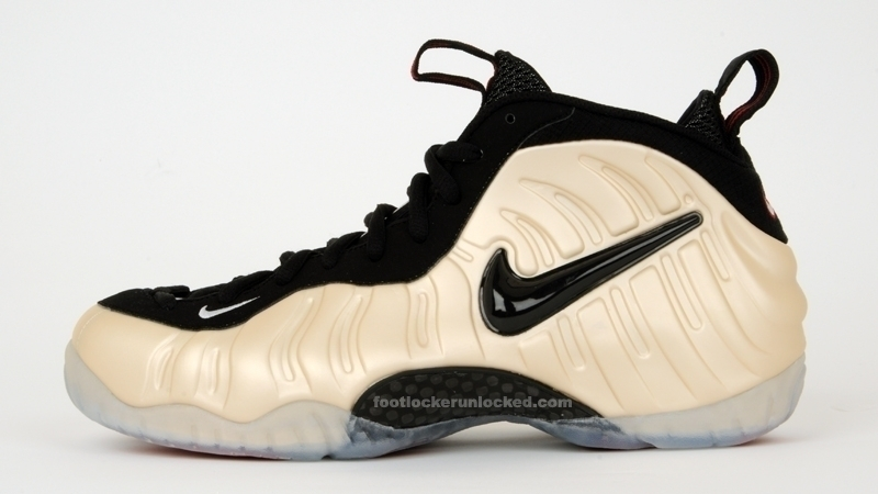 """huge selection of 77d24 c14c9 Nike Foamposite Pro """"Pearl"""" Available for Presale Now – Foot ..."""