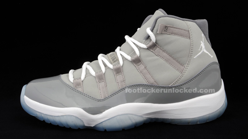 the latest 8c1dd 5451d Jordan Retro 11 Cool Grey Countdown – Foot Locker Blog