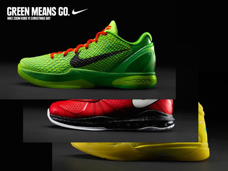 new arrival ca9bc 3f853 Nike Basketball Christmas Day Shoes Available