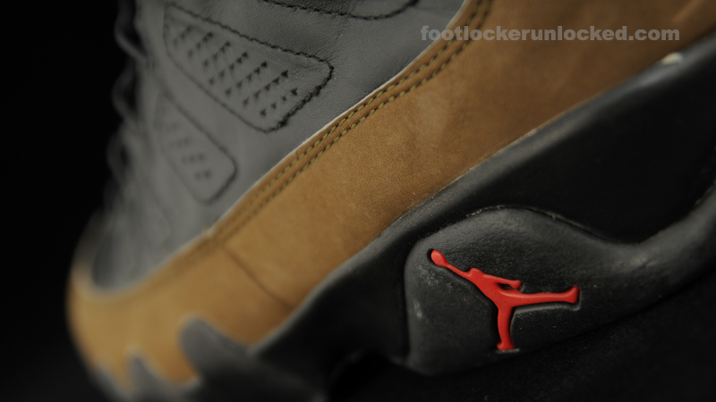 newest collection f18ae 20e77 The Sample Closet: Air Jordan IX Olive – Foot Locker Blog