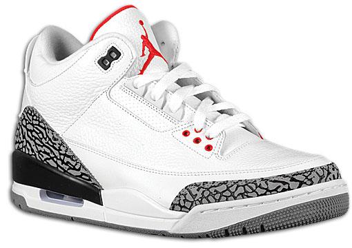 best sneakers 7bf63 28d09 Jordan Retro 3 Cement Countdown – Foot Locker Blog