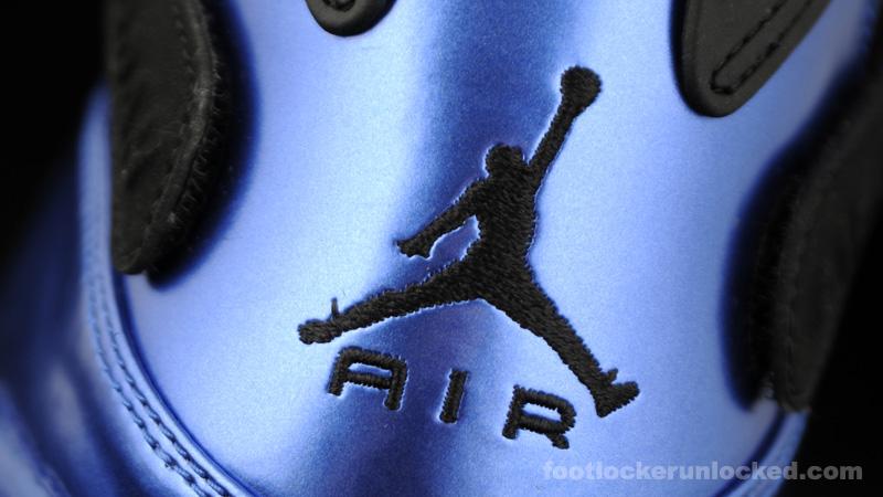 Jordan 6 Rings Black/Royal Blue