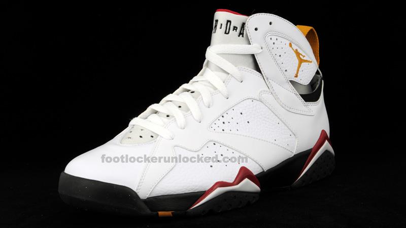 new style 4af5f 47d3a Jordan Retro 7 Cardinal Countdown