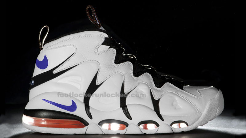 timeless design 025d2 126cb Nike Air Max CB34 White Varsity Purple Orange Blaze