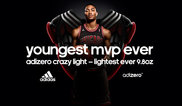 detailed look 254b8 ec2c5 Derrick Rose  NBA s Most Valuable Player