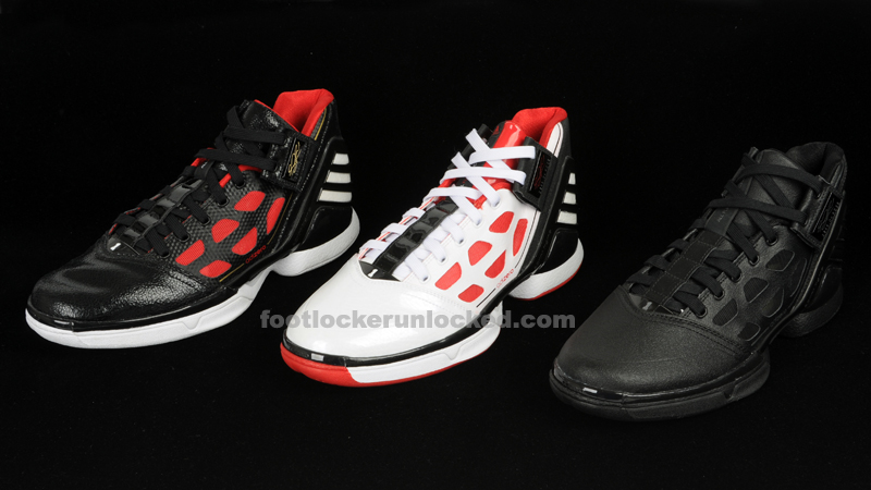 sports shoes e24f2 14156 Adidas adiZero Rose 2.0
