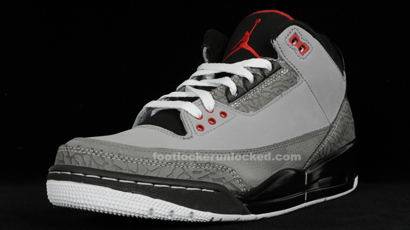 size 40 d59ae 3980a The Stealth 3 differs from the other Retro 3 s in the materials and  colorways.
