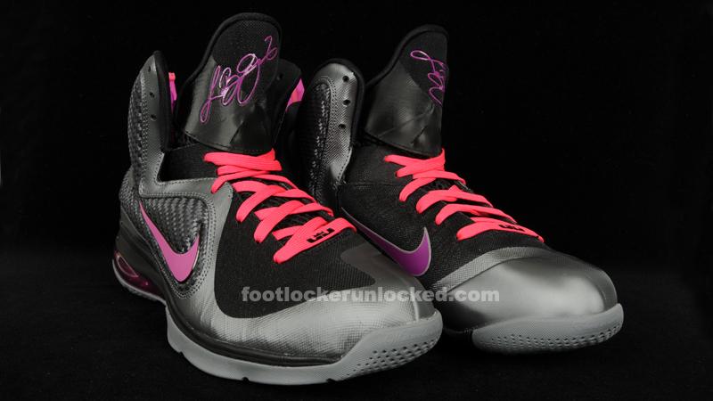Nike LeBron 9 – Miami Nights – Foot