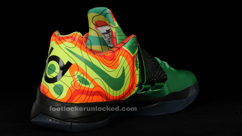 KD7 Weatherman Shoe Brings Heat to the Forecast  Nike News