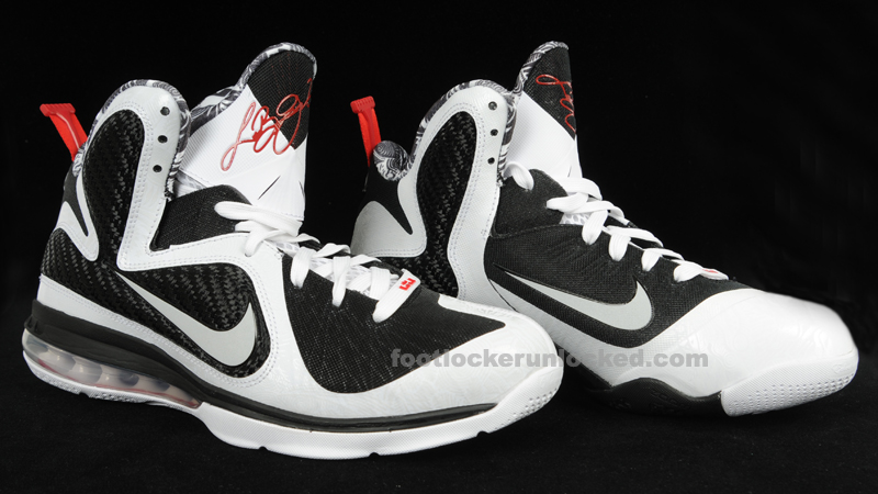 This is the 9th colorway for the LeBron 9 ... 0957c2b48