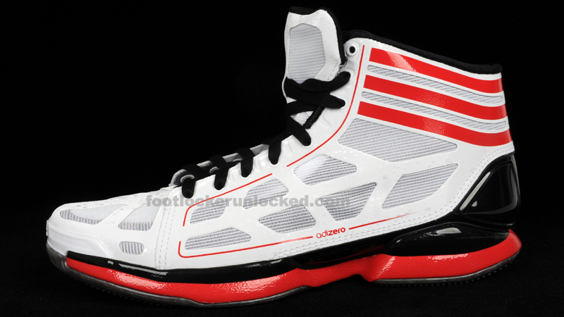the latest 8fd6c 036fa The adiZero Crazy Light ...