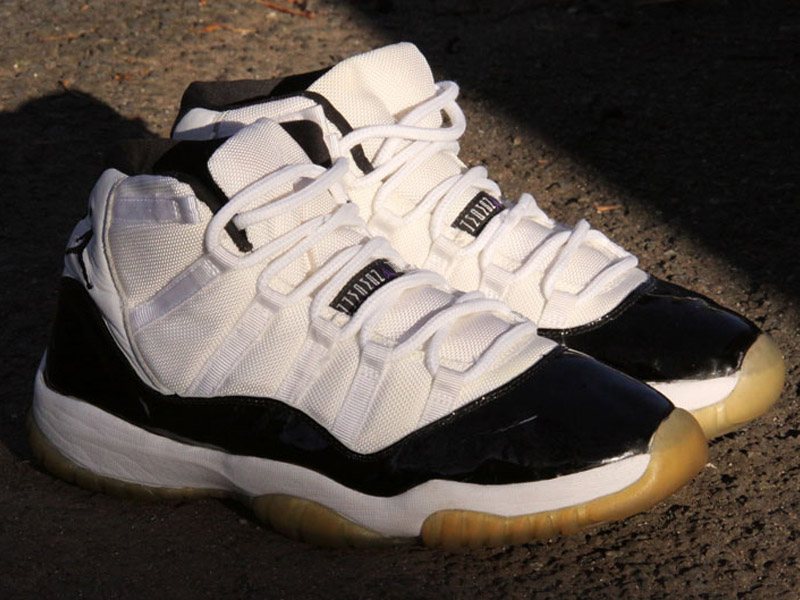 online store 04873 aeeb7 How to Restore Your Air Jordan XI Concords – Foot Locker Blog