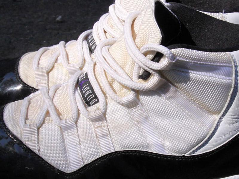 to Restore Your Air Jordan XI Concords