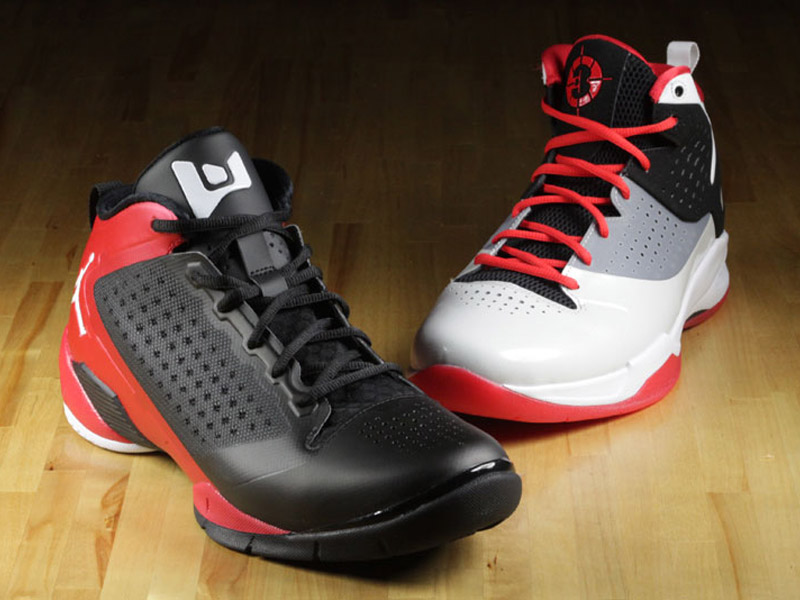 brand new ded4e b4ec4 JORDAN FLY WADE VS. FLY WADE 2 COMPARISON