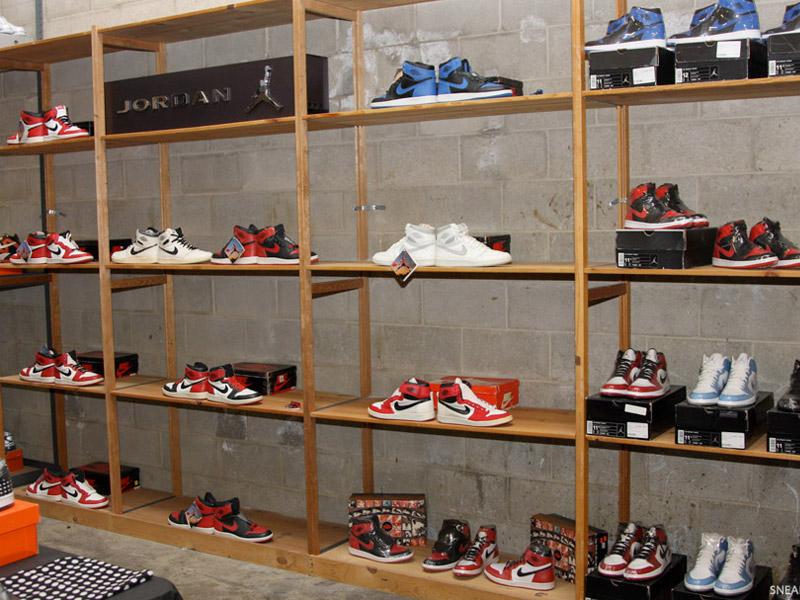 Air Jordan Showcase – Foot Locker