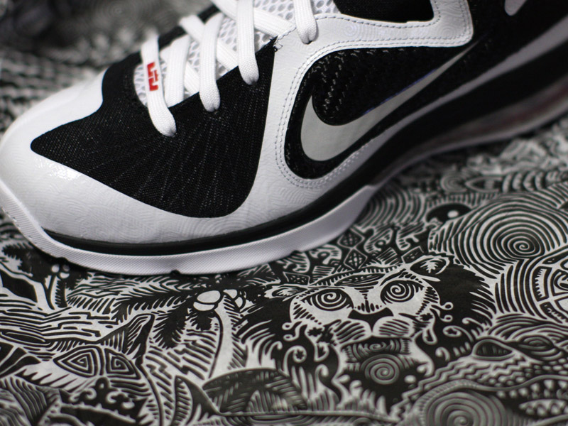 ... Nike held a special event – a private unveiling party where Freegums  and his LeBron 9 design were introduced to a select crowd of Miami natives. 28cb6f98a