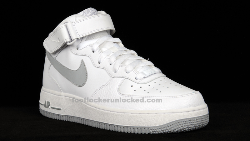 half off d765b f1fc5 Hottest Month Ever Release  Nike Air Force 1 Mid – Foot Locker Blog