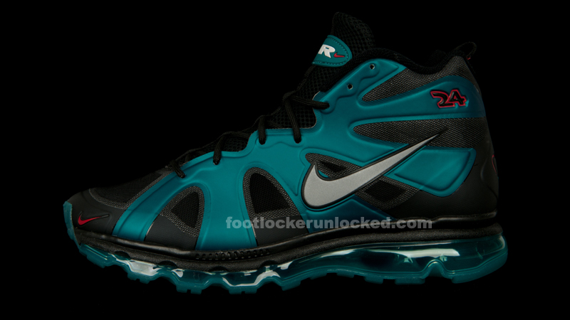 e580dc0b0c Hottest Month Ever Release: Nike Air Max Griffey Fury – Foot Locker Blog