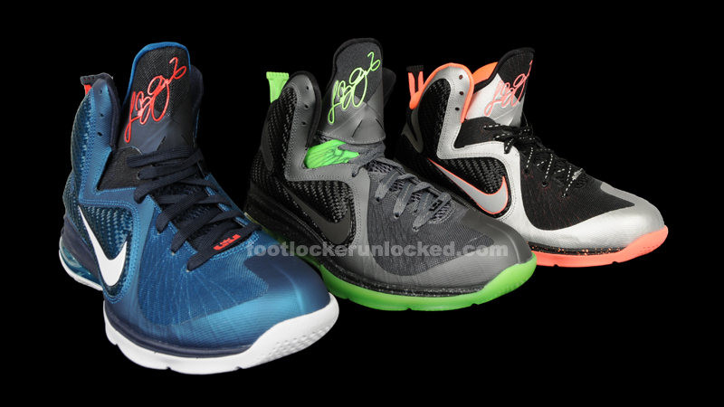 the latest edd68 e1f8b Nike LeBron 9 March 2nd Releases
