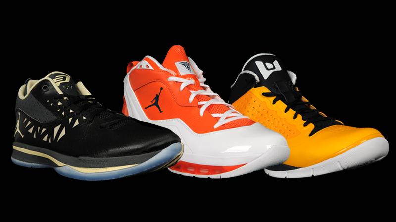 buy popular 048e7 00dc8 Jordan College Pack 2012