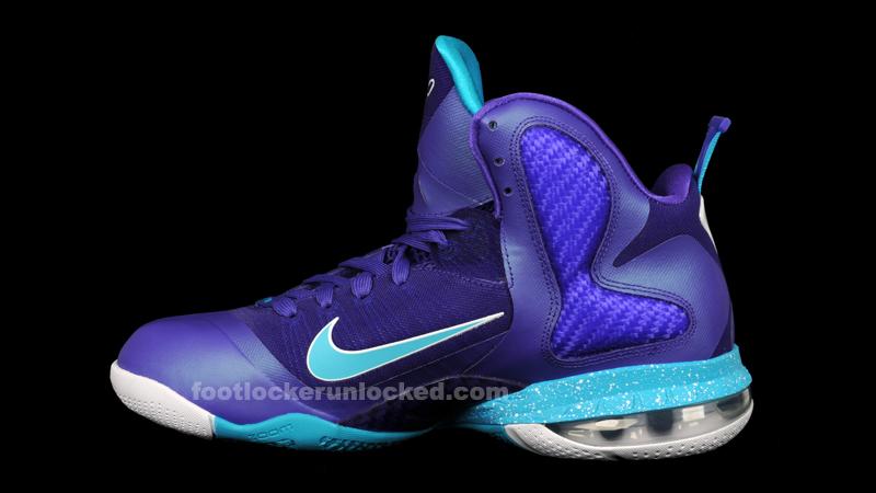 487b18ae0a87 ... Nike Lebron 9 Summit Lake Hornets – Foot Locker Blog ...