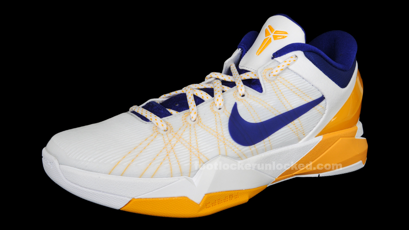 "Nike Zoom Kobe VII ""Home"" – Foot Locker Blog 118d60256"